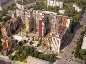 Новостройка ЖК Терлецкий парк23